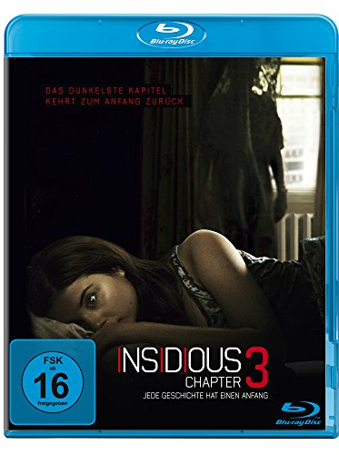 Blu-ray - Insidious: Chapter 3
