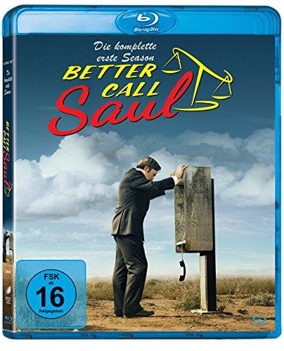 Blu-ray - Better Call Saul - Staffel 1