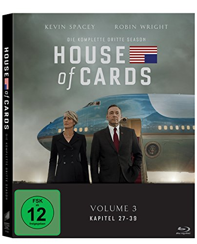 Blu-ray - House of Cards - Staffel 3