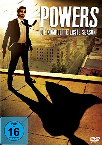 DVD - Powers - Staffel 1