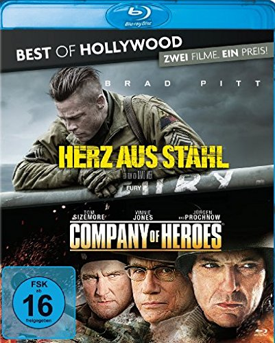 Blu-ray - Herz aus Stahl / Company Of Heroes (Best Of Hollywood)