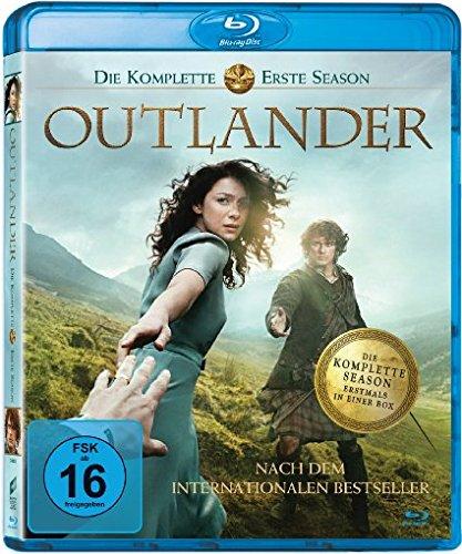 Blu-ray - Outlander - Staffel 1