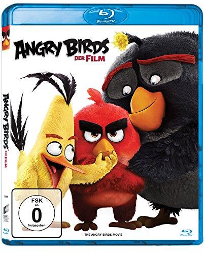 Blu-ray - Angry Birds - Der Film