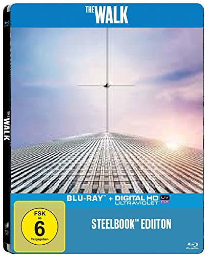Blu-ray - The Walk (Steelbook Edition)