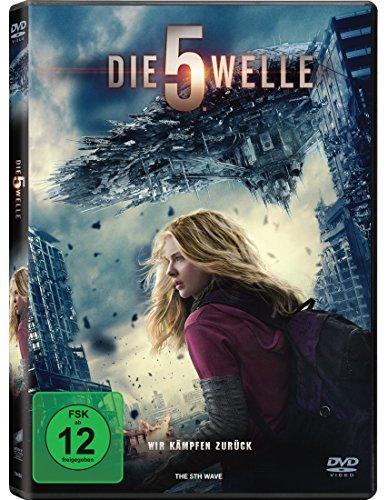 DVD - Die 5. Welle