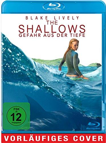 Blu-ray - The Shallows - Gefahr aus der Tiefe