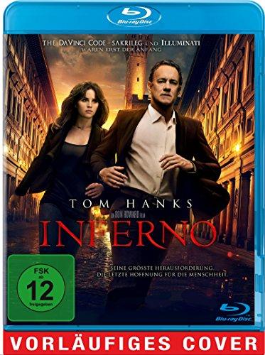 Blu-ray - Inferno