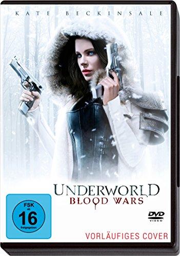DVD - Underworld - Blood Wars