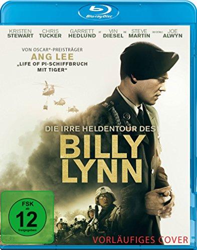 Blu-ray - Die irre Heldentour des Billy Lynn