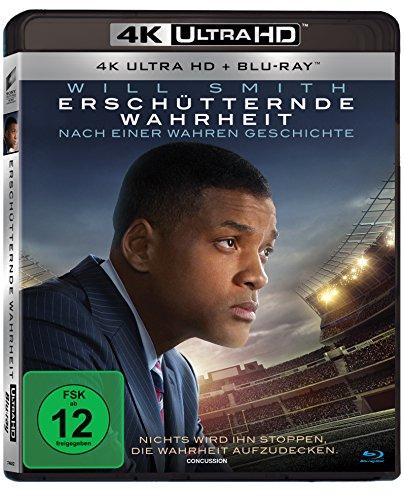 Blu-ray - Erschütternde Wahrheit Ultra HD (  Blu-ray)