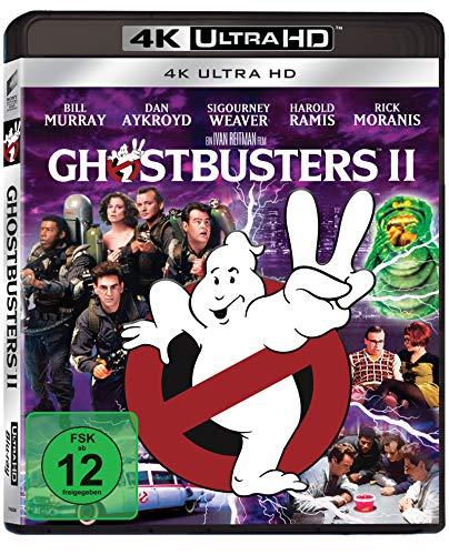 Blu-ray - Ghostbusters II Ultra HD