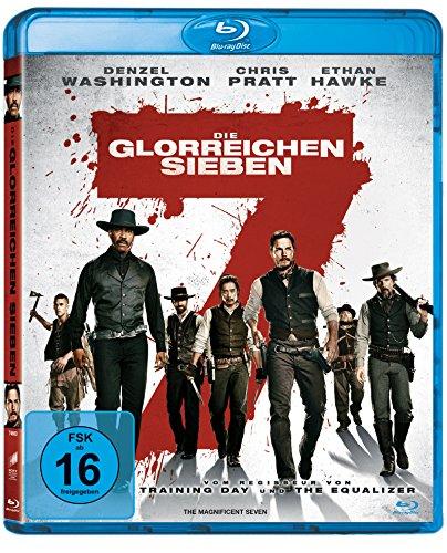 Blu-ray - Die glorreichen sieben (2016)