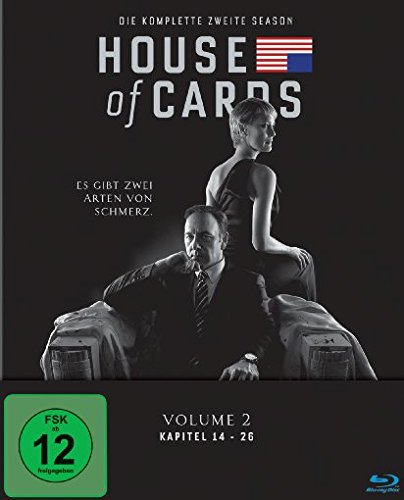 Blu-ray - House Of Cards - Staffel 2 (Kapitel 14-26)