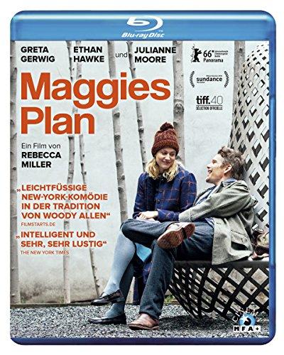 Blu-ray - Maggies Plan