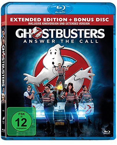 Blu-ray - Ghostbuster - Answer The Call (Extended Edition)