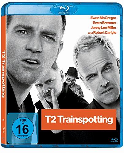 Blu-ray - T2 Trainspotting