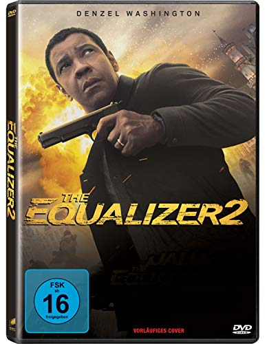 DVD - The Equalizer 2