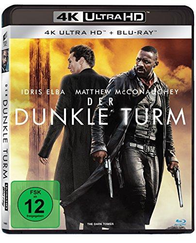 Blu-ray - Der dunkle Turm Ultra HD ( Blu-ray)
