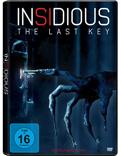 DVD - Insidious - The Last Key