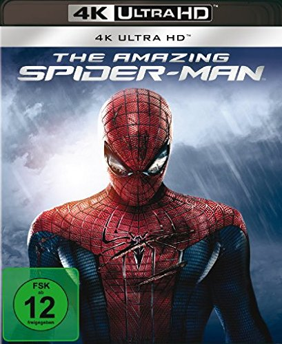 Blu-ray - The Amazing Spider-Man Ultra HD