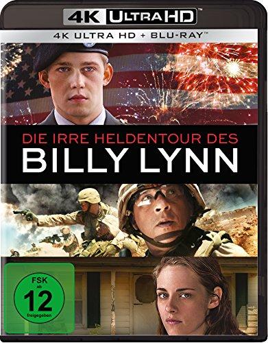 Blu-ray - Die irre Heldentour des Billy Lynn Ultra HD ( Blu-ray)