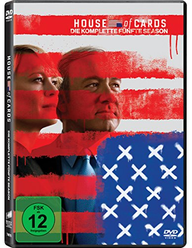 DVD - House of Cards - Staffel 5