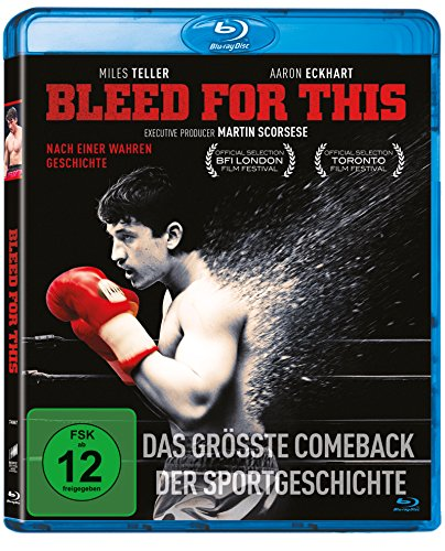 Blu-ray - Bleed for this