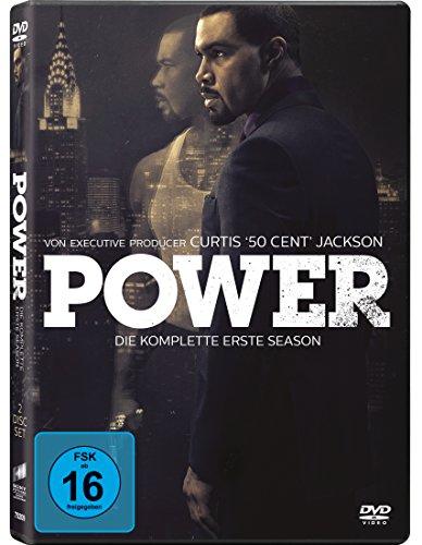 DVD - Power - Staffel 1