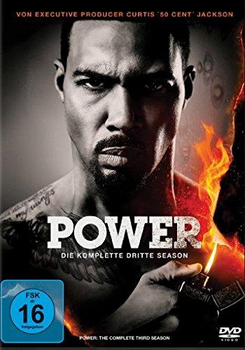 DVD - Power - Staffel 3