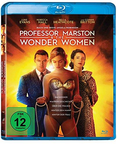Blu-ray - Professor Marston & The Wonder Women