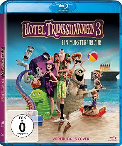 Blu-ray - Hotel Transsilvanien 3 - Ein Monster Urlaub (Monster Party Edition)