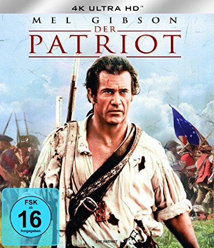 Blu-ray - Der Patriot Ultra HD