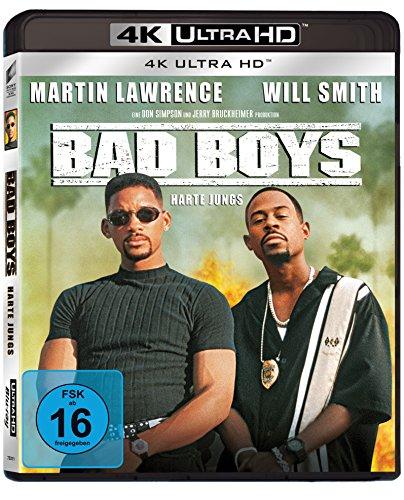 Blu-ray - Bad Boys - Harte Jungs Ultra HD