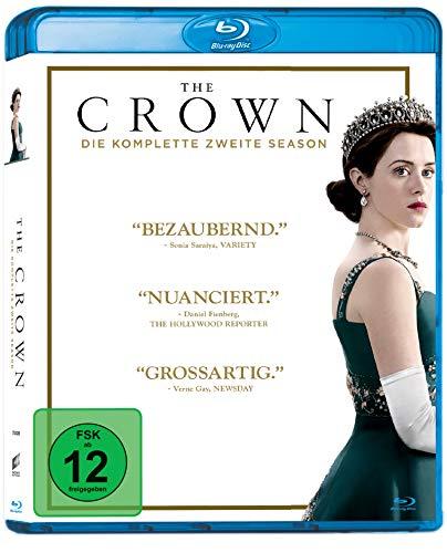 Blu-ray - The Crown - Die komplette zweite Season [Blu-ray]