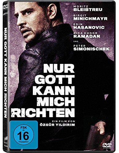 DVD - Nur Gott kann mich richten