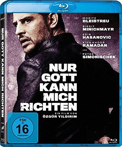 Blu-ray - Nur Gott kann mich richten