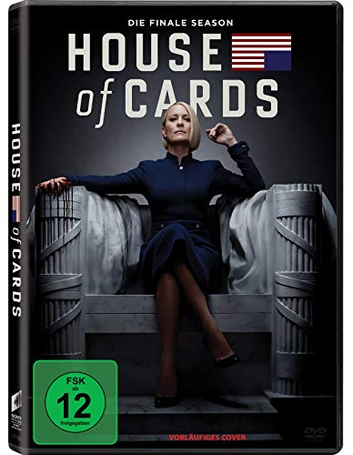 DVD - House Of Cards - Staffel 6 (Kapitel 66-73)