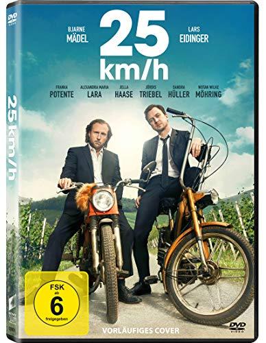 DVD - 25 km/h