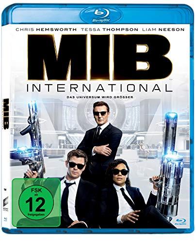 Blu-ray - Men in Black: International
