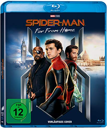 Blu-ray - Spider-Man: Far From Home (Marvel)
