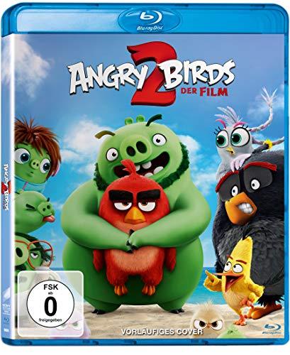 Blu-ray - Angry Birds 2 - DER FILM [Blu-ray]