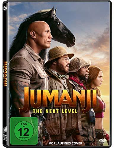 DVD - Jumanji - The Next Level