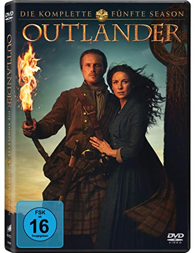 DVD - Outlander - Staffel 5