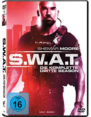 DVD - S.W.A.T. - Staffel 3