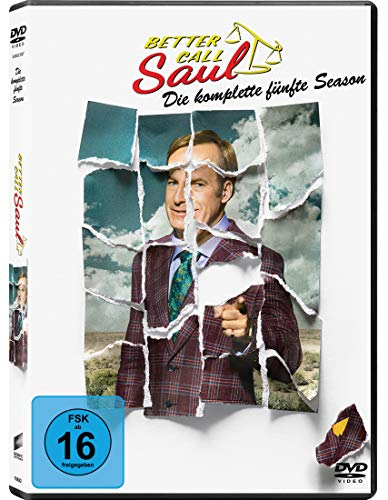 DVD - Better Call Saul - Staffel 5