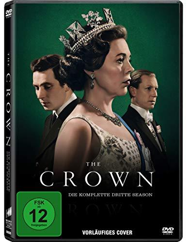 DVD - The Crown - Staffel 3