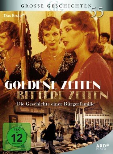 DVD - Goldene Zeiten - Bittere Zeiten - Die Geschichte einer Bürgerfamilie (Grosse Geschichten 55)