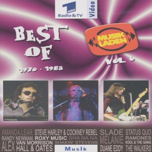Sampler - Best Of Musikladen 6 (1970-1983)