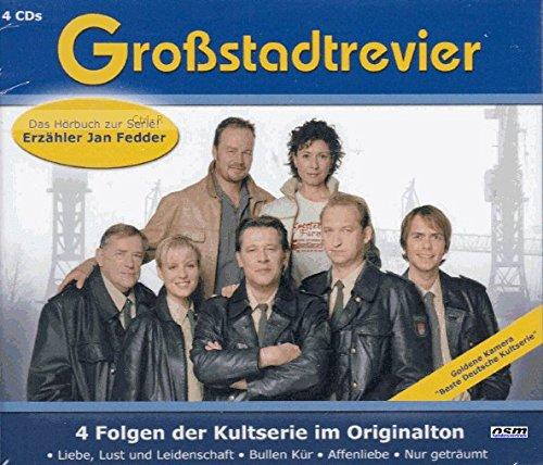Fedder , Jan - Großstadtrevier - 4 Folgen