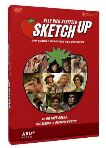 - Sketch Up - Alle vier Staffeln (4 DVDs)